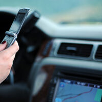 Texting While Driving orlando car accident lawyer