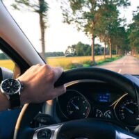 distracted driving accident Orlando