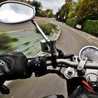 Motorcycle crashes in orlando